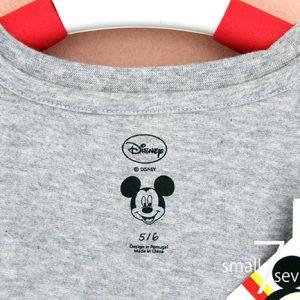 K12203 เสื้อยืดเด็กลาย Mickey Mouse (ไซส์ใหญ่)
