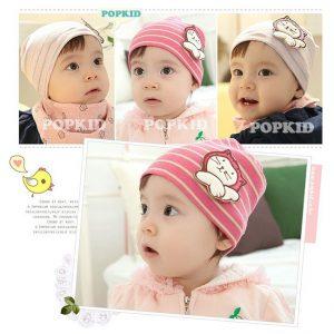 K2162 หมวกเด็กเล็ก หมวกกันน้ำค้างเด็ก