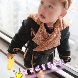 K19147 เสื้อโค้ทกันหนาวเด็กเล็ก เสื้อโค้ทเด็กเล็ก BabyCity