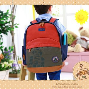 K2436 กระเป๋าเป้เด็ก FlyRobot