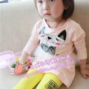 K13131 เลกกิ้งเด็กเล็ก BabyCity