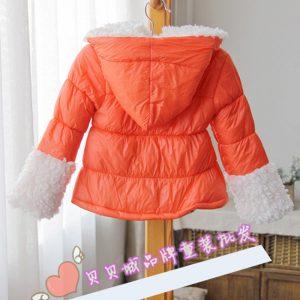 K19148 เสื้อกันหนาวเด็ก ผ้ากันลม THEKIDSHOW