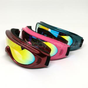 K2241 แว่นสกีเด็ก แว่นกันลมเด็ก กัน UV