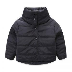 K19304 เสื้อกันหนาวเด็กผ้าร่มกันลม สีพื้นน้ำหนักเบา