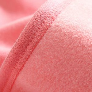 K19322 เสื้อแขนยาวเด็ก ผ้าคอตตอนหนา ด้านในเป็นผ้าขนนุ่มด้านใน ลายหลับตา