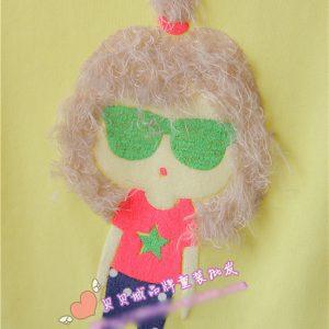 K12103 เสื้อแขนยาวเด็กผู้หญิง ผ้านุ่มนิ่ม BabyCity