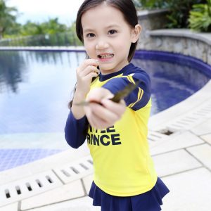 K1724 ชุดว่ายน้ำเด็ก