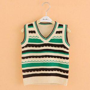 K1979 เสื้อกั๊กเด็ก เสื้อกันหนาวเด็ก