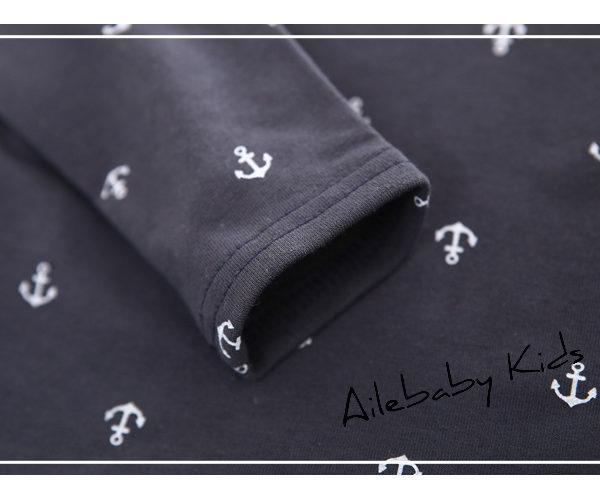 K12246 เสื้อโปโลเด็ก เสื้อแขนยาว ผ้านิ่ม