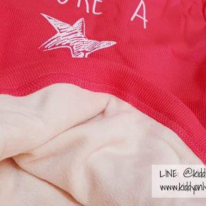 K19371 เสื้อคอเต่าเด็ก รุ่นหนากันหนาว