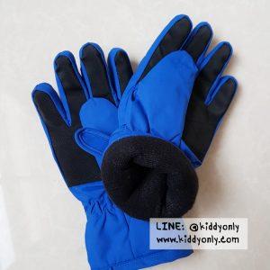 K268 ถุงมือกันหนาวเด็ก ถุงมือเล่นหิมะเด็ก ถุงมือเล่นสกีเด็ก